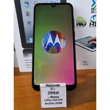 Motorola E6s jak Nowa Gwarancja 2/32GB