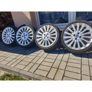 Felgi Aluminiowe 17 Fiat Grande Punto Evo+2 opony