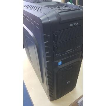 Komputer i7-4790K 24GB RAM GTX 970 SSD 480 HDD 500