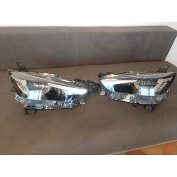 Lampy przednie Mazda cx3 FULL LED po lifcie