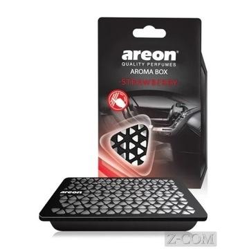 AREON AROMA BOX STRAWBERRY AROMAT DO AUTA
