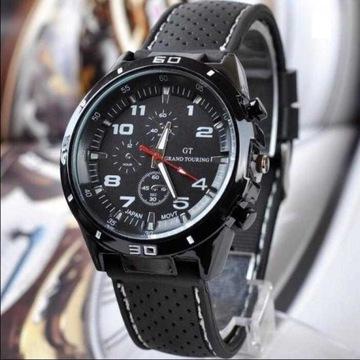 Zegarek męski w stylu sportowym LICYTACJA OD 1 ZŁ