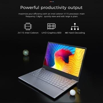 KUU-K2S All Metal Body Laptop 14,1-calowy ekran