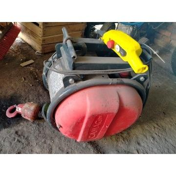 Wciągarka Camac udźwig 500kg Polipasto Napęd 3.5KM