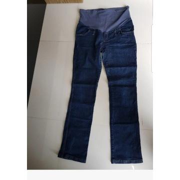 Spodnie ciążowe jeansowe Branco