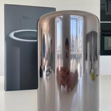 Apple Mac Pro 6.1 Xeon E5 SSD 1TB 32GB - DUŻA MOC