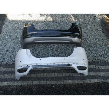 Zderzak tył mondeo mk5 sedan / hb