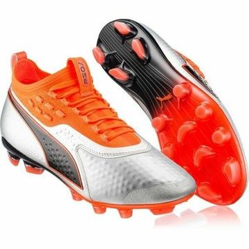 Buty piłkarskie korki One 1 Leather HG Puma