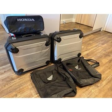 Kufry Honda Africa Twin CRF 1000 + torby Honda