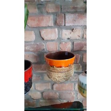 OSŁONKA ceramiczny Fat Lava Vintge  Design