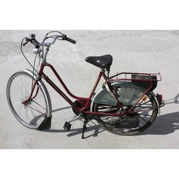 Rower Sparta z silnikiem Sachs