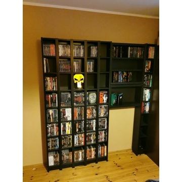 Kolekcja filmów Bluray i DVD