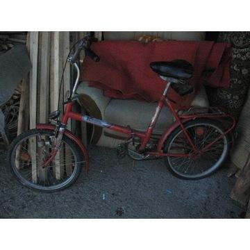 Rower KAMA prod.USRR /składany