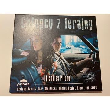 CD MP3 CHŁOPCY Z FERAJNY NICHOLAS PILEGGI