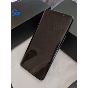 Samsung Galaxy s9 64G  kolor: colar blue SM-G960F