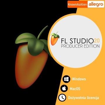 FL Studio Producer Edition Windows MacOS lifetime