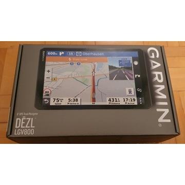 """nawigacja Garmin Dezl LGV800 dla LKW PKW BUS 8"""""""