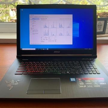 Laptop gamingowy - MSI Apache Pro GE72 6QF