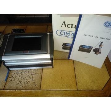 CIMAT ACTUTEST 4000- Kalibracja Turbosprężarek