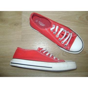 Tenisówki trampki czerwone Sprandi 31 20,5cm