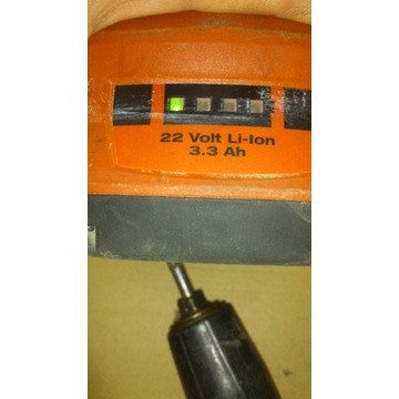 Akumulator bateria Hilti 21,6V B22 3,3 Ah