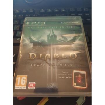Diablo 3 Reaper of Souls Ultimate Evil Edition PS3