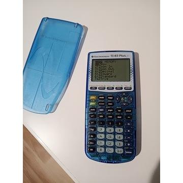 Kalkulator Texas Instruments TI-83 Plus