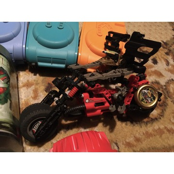 Bionicle Technic Slizer Millenium 8520 Unikat