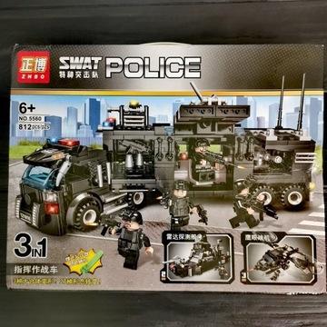 Klocki jak LEGO Creator Technic