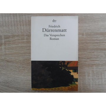 Friedrich Dürrenmatt - Das Versprechen (Obietnica)