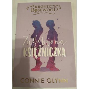Zaginiona księżniczka Connie Glynn