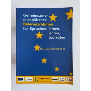 Gemeinsamer europaischer Referenzrahmen fur