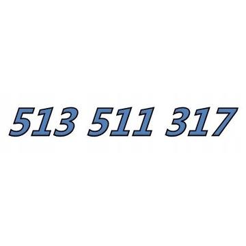 513 511 317 STARTER ORANGE ŁATWY ZŁOTY NUMER
