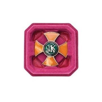 Odznaka 09 Pułku Strzelców Konnych