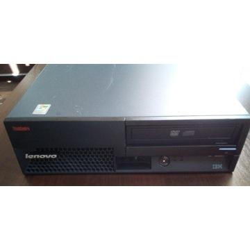 Lenovo 8804 zasilacz, obudowa, okablowanie, riser