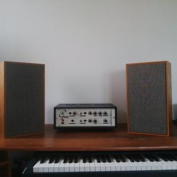 Kolumny Schindler Hi-Fi Lb 104 II 1978r. Vintage