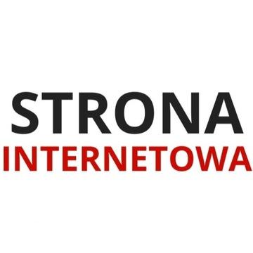 STRONA INTERNETOWA + POZYCJONOWANIE + SSL + CMS