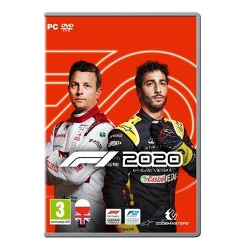 F1 2020 KLUCZ AKTYWOWANY STEAM