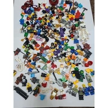 Figurki NIE LEGO - PODRÓBKI itp.