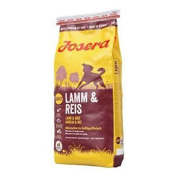 Josera Lamb&Rice 15kg