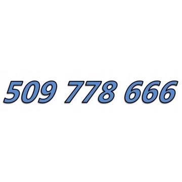 509 778 666 STARTER ORANGE ŁATWY ZŁOTY NUMER