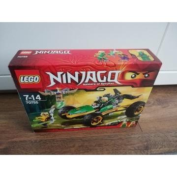 LEGO Ninjago 70755 Ścigacz