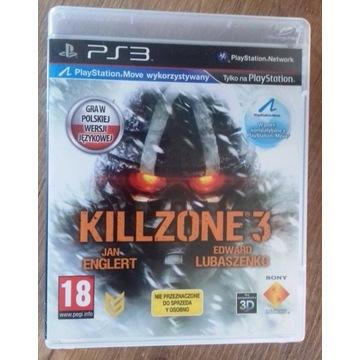 Killzone 3 PS3 PL