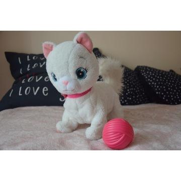 TM Toys interaktywny kotek Bianca chodzi miauczy