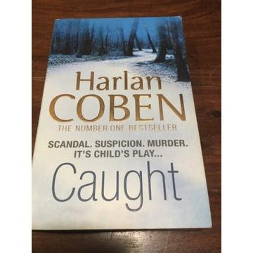 Książka anglojęzyczna Caught, Harlan Coben