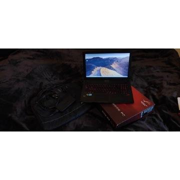 Laptop Asus Gl552V do obróbki zdjęć/projektowania