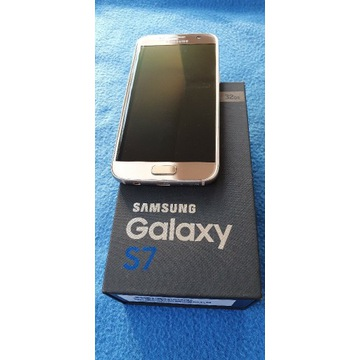 Samsung Galaxy S7 Gold - stan idealny