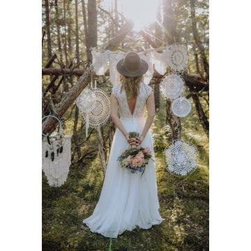 Suknia ślubna Petra Diana Ivory XS/S