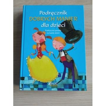 Podręcznik DOBRYCH MANIER dla dzieci