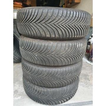 4x Michelin Alpin 5  Opony 195/65/R15 Zima